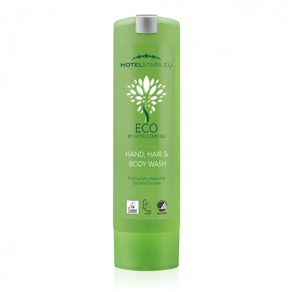 ECO by Hotelstars.eu Hand Hair & Body Wash